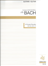 bach-chorale-preludes